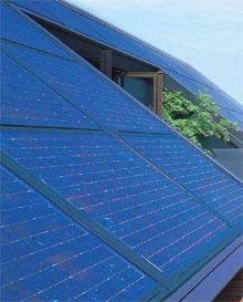 Tetőbe integrált napelem ár